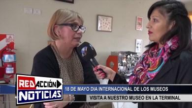Photo of Redacción Noticias |  DIA INTERNACIONAL DEL MUSEO – LAS HERAS SANTA CRUZ