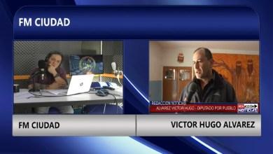 Photo of Redacción Noticias |  COMUNICACION TEL. VICTOR HUGO ALVAREZ – LAS HERAS SANTA CRUZ