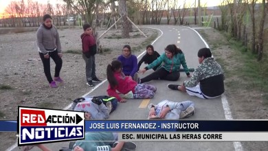 Photo of Redacción Noticias |  INSTRUCTOR FERNANDEZ – LAS HERAS SANTA CRUZ