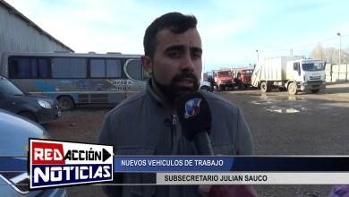Photo of Redacción Noticias |  NUEVA ADQUISICIÓN DE MAQUINARIAS – LAS HERAS SANTA