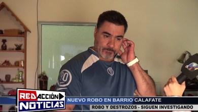 Photo of Redacción Noticias |  LAS HERAS – SANTA CRUZ – NUEVO ROBO EN BARRIO CALAFATE – CONTINUA LA INVESTIGACION