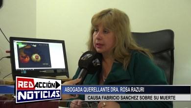 Photo of Redacción Noticias |  LAS HERAS – SANTA CRUZ – ABOGADA ROSA RAZURI – CAUSA FABRICIO SANCHEZ (PARTE 1)