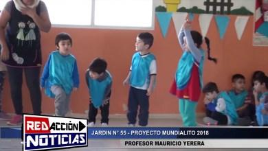 Photo of Redacción Noticias    PROYECTO MUNDIALITO 2018 – LAS HERAS SANTA CRUZ