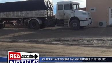 Photo of Redacción Noticias |  IDUV- JOSE BILBAO- SITUACIÓN DE VIVIENDAS  EN B°PETROLEROS(PARTE 1) – LAS HERAS SANTA CRUZ