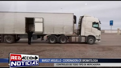 Photo of Redacción Noticias    BROMATOLOGIA – LAS HERAS SANTA CRUZ