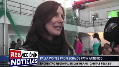 Photo of Redacción Noticias |  PAULA WOITES PROFESORA DE LA ESCUELA DE PATÍN TAUKEN SHOSHEM – LAS HERAS SANTA CRUZ