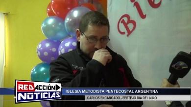 Photo of Redacción Noticias |  IGLESIA METODISTA PENTECOSTAL ARGENTINA – LAS HERAS SANTA CRUZ
