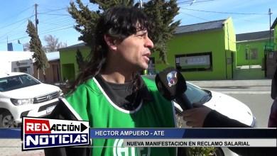 Photo of Redacción Noticias |  HECTOR AMPUERO – ATE – LAS HERAS SANTA CRUZ