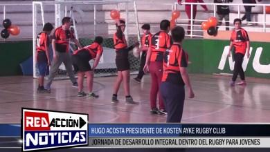 Photo of Redacción Noticias |  HUGO ACOSTA – JORNADA DE DESARROLLO INFANTIL EN RUGBY – LAS HERAS SANTA CRUZ