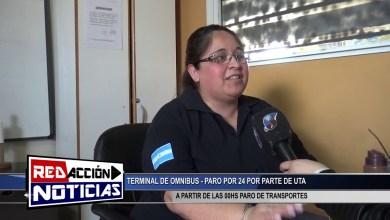 Photo of Redacción Noticias    PARO TRANSPORTES – LAS HERAS SANTA CRUZ