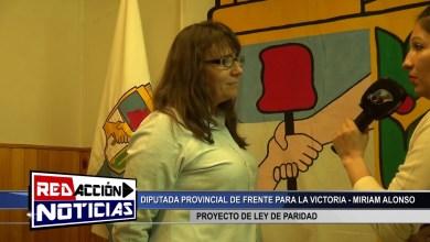 Photo of Redacción Noticias |  MIRIAM ALONSO presidenta PJ – LAS HERAS SANTA CRUZ