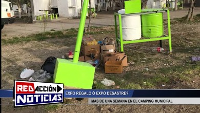 Photo of Redacción Noticias    INFORME EXPO REGALO O EXPO DESASTRE? – LAS HERAS SANTA CRUZ