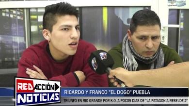 Photo of Redacción Noticias |  FRANCO Y RICARDO PUEBLA – TRIUNFO EN RIO GRANDE – LAS HERAS SANTA CRUZ
