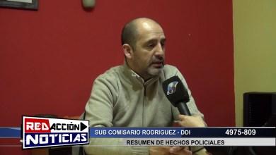 Photo of Redacción Noticias |  DDI – INVESTIGACIONES – LAS HERAS SANTA CRUZ