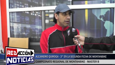 Photo of Redacción Noticias    ALEJANDRO QUIROGA – MONTANBIKE – 3° PUESTO EN LA 2da FECHA DEL REGIONAL 2018 – LAS HERAS SANTA CRUZ