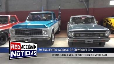Photo of Redacción Noticias |  5TO ENCUENTRO NACIONAL DE CHEVROLET 2018 – LAS HERAS SANTA CRUZ