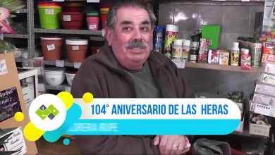 Photo of Redacción Noticias |  104 AÑOS LAS HERAS – SALUDOS DE LOS VECINOS – LAS HERAS SANTA CRUZ 1/2