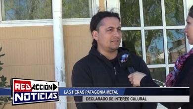 Photo of Redacción Noticias    LAS HERAS PATAGONIA METAL – LAS HERAS SANTA CRUZ