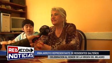 Photo of Redacción Noticias |  LAS HERAS-SANTA CRUZ-CELEBRACIÓN VIRGEN DEL MILAGRO-IRMA ARROYO REPRESENTANTE DE RESIDENTES CHILENOS