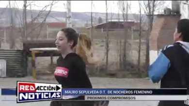 Photo of Redacción Noticias |  MAURO SEPULVEDA DT DE NOCHERAS – ENTRENAN PARA EL NACIONAL EN NOVIEMBRE – LAS HERAS SANTA CRUZ