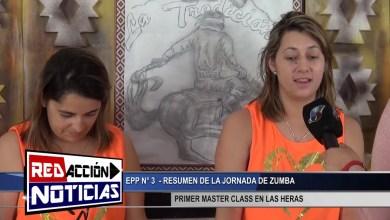 Photo of Redacción Noticias    RESUMEN DE LA JORNADA DE ZUMBA – LAS HERAS SANTA CRUZ