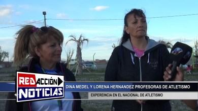 Photo of Redacción Noticias |  EXPERIENCIA EN EL NACIONAL DE ATLETISMO – LAS HERAS SANTA CRUZ