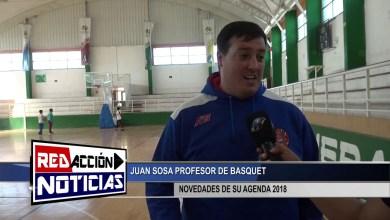 Photo of Redacción Noticias    JUAN SOSA – BASQUET – LAS HERAS SANTA CRUZ