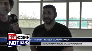 Photo of Redacción Noticias |  ESC. SALSA BRAVA – LAS HERAS SANTA CRUZ