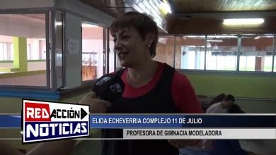 Photo of Redacción Noticias |  GIMNASIA MODELADORA – LAS HERAS SANTA CRUZ