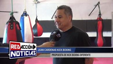 Photo of Redacción Noticias |  JUAN CARDENAS KICK BOXING – LAS HERAS SANTA CRUZ