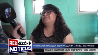 Photo of Redacción Noticias |  CONTROL EN ACCESO A LA LOCALIDAD – LAS HERAS SANTA CRUZ
