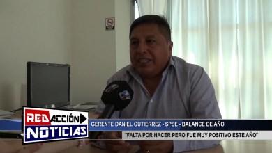 Photo of Redacción Noticias |  SPSE – DANIEL GUTIERREZ – CIERRE DE AÑO – LAS HERAS SANTA CRUZ