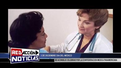 Photo of Redacción Noticias    3 DE DIC. DIA DEL MEDICO – LAS HERAS SANTA CRUZ