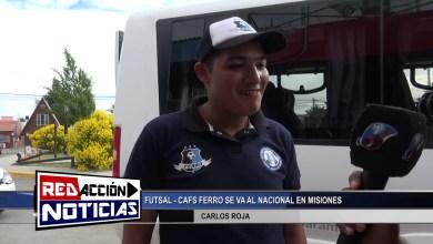 Photo of Redacción Noticias    FUTSAL – CAFS – FERRO SE VA AL NACIONAL – LAS HERAS SANTA CRUZ