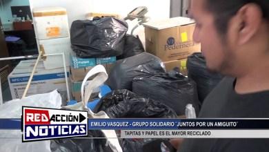 Photo of Redacción Noticias |  EMILIO VASQUEZ – JUNTOS POR UN AMIGUITO – LAS HERAS SANTA CRUZ