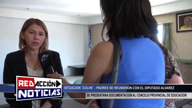 Photo of Redacción Noticias |  SITUACIÓN COLHE – REUNIÓN CON EL DIPUTADO ALVAREZ – LAS HERAS SANTA CRUZ