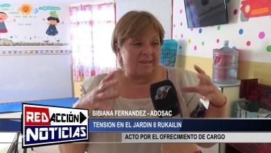 Photo of Redacción Noticias |  BIBIANA ADOSAC – LAS HERAS SANTA CRUZ