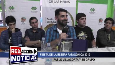Photo of Redacción Noticias |  PABLO VILLACORTA – FIESTA DE LA ESTEPA 2019 – LAS HERAS SANTA CRUZ