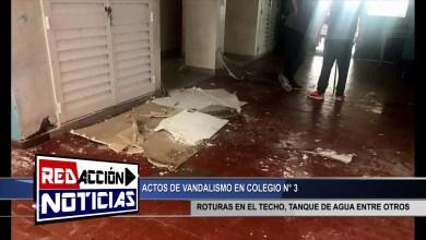 Photo of Redacción Noticias |  COLEGIO N°3 INFORME – LAS HERAS SANTA CRUZ
