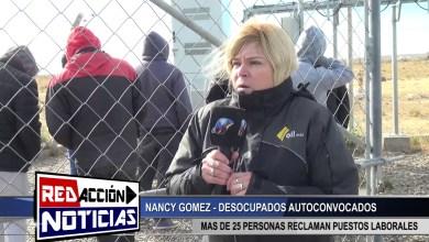Photo of Redacción Noticias |  DESOCUPADOS AUTOCONVOCADOS SUBIDOS A LA ANTENA DE CLARO