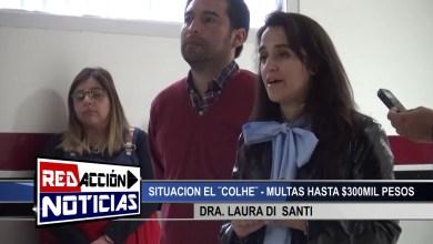 Photo of Redacción Noticias |  ABOGADA LAURA DI SANTI – COLHE LAS HERAS SANTA CRUZ