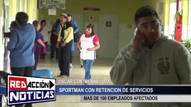 Photo of Redacción Noticias |  RETENCION DE SERVICIO POR PARTE DE SPORTAMAN LTDA – LAS HERAS SANTA CRUZ