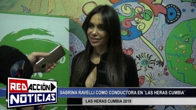 Photo of Redacción Noticias |  APORTE UNICO EN CONDUCCION CON SABRINA RAVELLI EN LAS HERAS CUMBIA