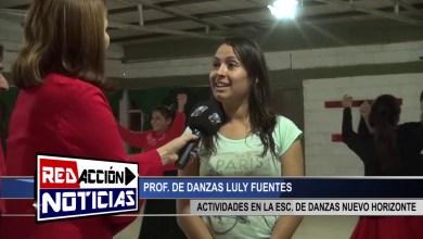 Photo of Redacción Noticias    LULY FUENTES PROF. DANZAS NUEVO HORIZONTE – LAS HERAS SANTA CRUZ