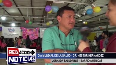 Photo of Redacción Noticias |  JORNADA SALUDABLE EN BARRIO LAS AMERICAS – LAS HERAS SANTA CRUZ
