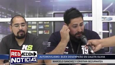 Photo of Redacción Noticias |  AUTOMOVILISMO: BUEN DESEMPEÑO DEL EQUIPO LASHERENSE DE LA FUERZA LIMITADA – LAS HERAS SANTA CRUZ