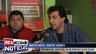 Photo of Redacción Noticias |  RESUMEN DE JUICIO – ABSOLUCION DE LOS PETRLEROS – LAS HERAS SANTA CRUZ 2/2