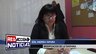 Photo of Redacción Noticias |  EDIL ANDREA YAPURA – LAS HERAS SANTA CRUZ