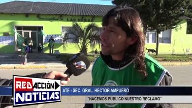 Photo of Redacción Noticias |  ATE – SECRATARIO GRAL. AMPUERO – LAS HERAS SANTA CRUZ