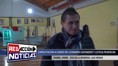 Photo of Redacción Noticias    ESCUELA GENERAL LAS HERAS – DANIEL URIBE – LAS HERAS SANTA CRUZ